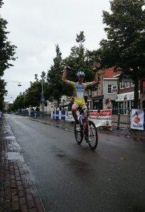 Winst Ronde van Beverwijk